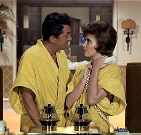 1966. Dean Martin, Beverly Adams - The silencers