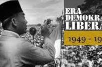 Sistem Kepartaian Indonesia Masa Demokrasi Liberal