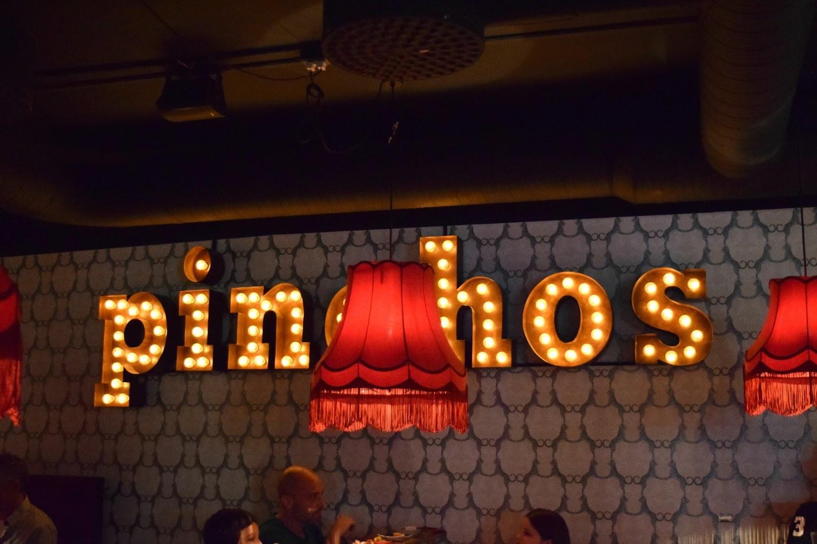 Pinchos restaurant Malmo Sweden