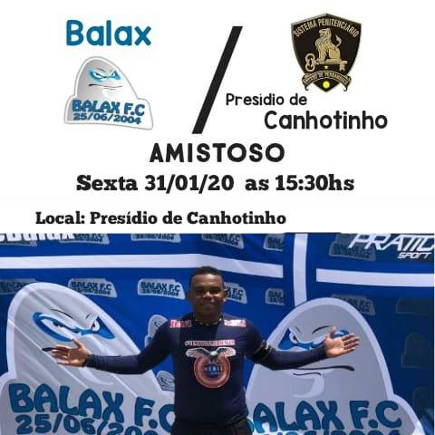 RESSOCIALIZAÇÃO / Carlinhos Bala leva seu time ao Agreste para jogar com reeducandos