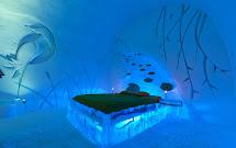 Luxury Life Design Ice Hotel Glace 3