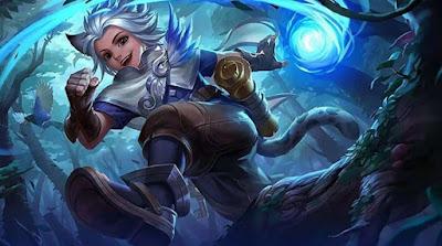 Gambar Panduan Hero Mobile Legends Harith
