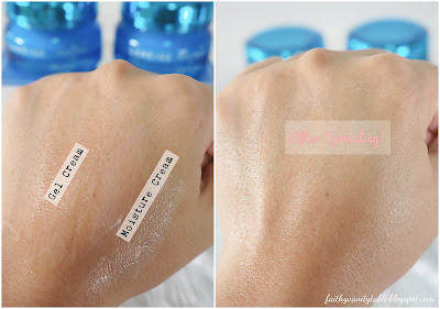 Review of Laneige NEW Water Bank Cream.