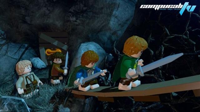 LEGO El Señor de los Anillos Xbox 360 Español Región Free Descargar 2012