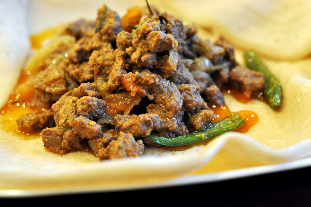 Lamb Tibs - Mariam's Restaurant - Allentown, PA | Taste As You Go