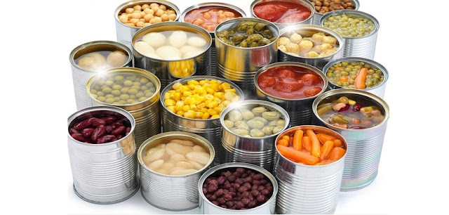 هل الأغذية المعلبة ضارة بالصحة؟