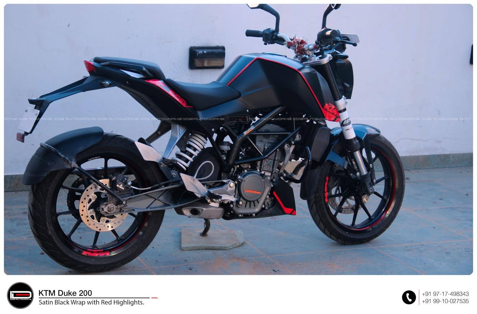 Duke 200 White 2015