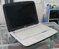laptop second acer aspire 4310