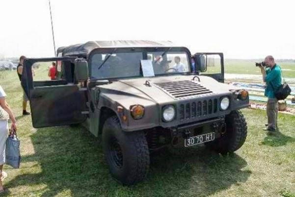 HMMWV M1097A2 3070 Н1