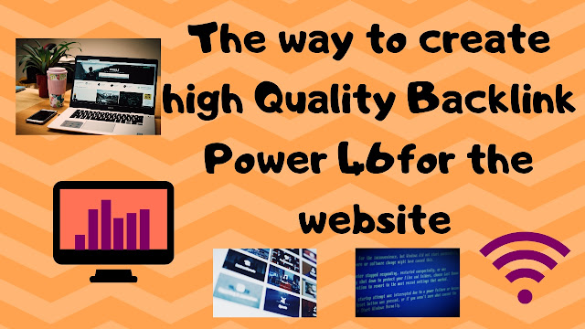 high Quality Backlink Power