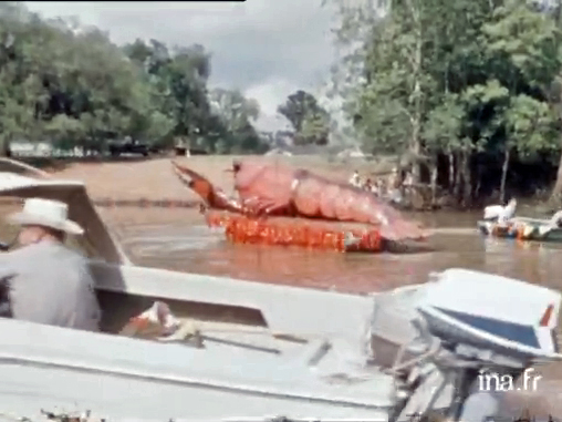 Bayou Teche Dispatches: A Glimpse from 1968: Historic Films