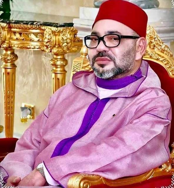 برقية تهنئة إلى جلالة الملك محمد السادس نصره الله  من الرئيس الفليبيني بمناسبة عيد الفطر المبارك