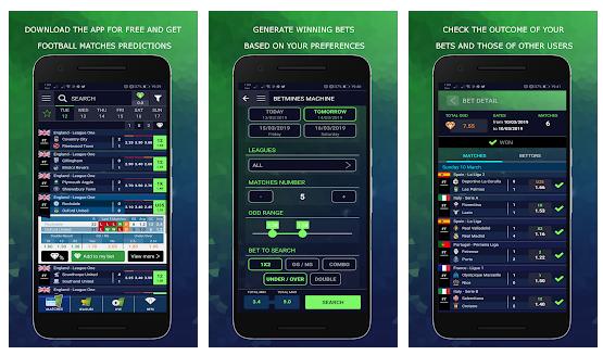 Aplikasi Android Terbaik Untuk Tips Prediksi Pertandingan Sepakbola