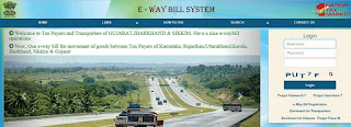E WAY BILL REGISTRATION PROCESS