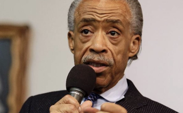 Al Sharpton sells his life story rights for $531G — to his own charity