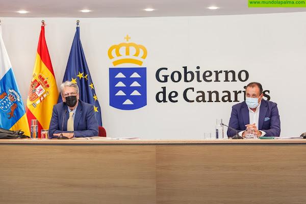 El Gobierno de Canarias presentará alegaciones al auto del TSJC que suspende de forma cautelar la exigencia de certificado COVID en interiores