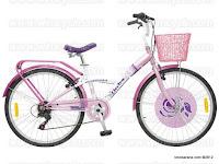 24Wimcycle Cruiser Electra