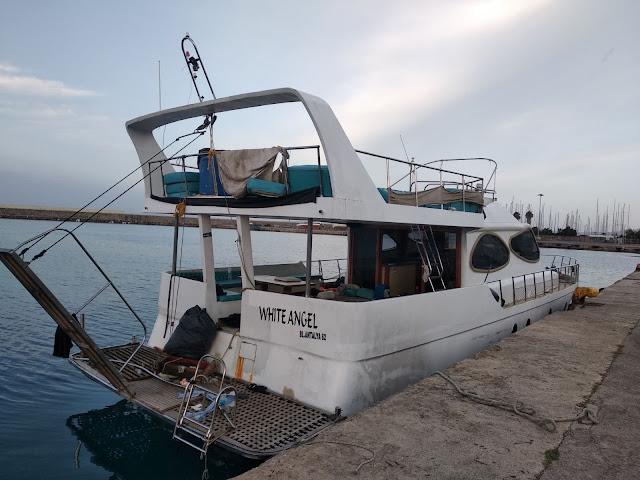 Επιχείρηση έρευνας και διάσωσης αλλοδαπών νοτιοδυτικά του ακρωτηρίου Ταίναρου