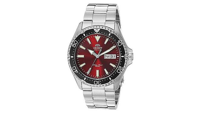 Orient Men's Kamasu Stainless Steel Watch
