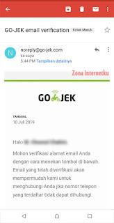 Cara Mendaftar Aplikasi GoJek 4