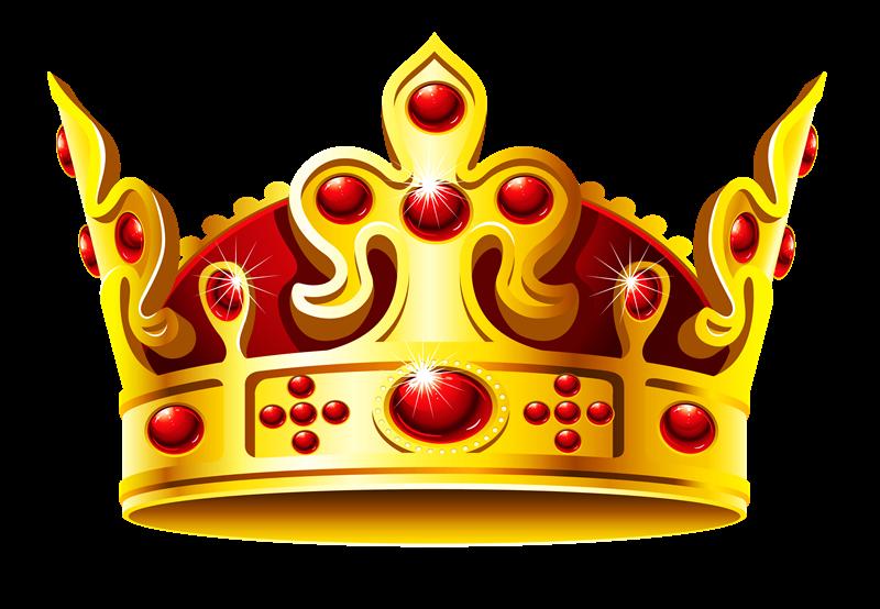 colección de gifs imagen de corona de rey