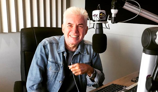 Kinho Ventura de volta à Music FM