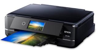 Epson XP-970 téléchargements de pilotes