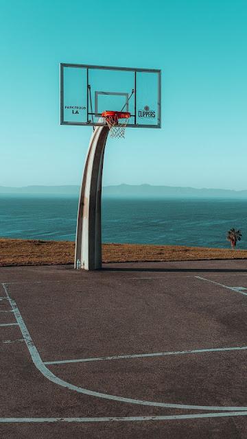 Free HD basketball wallpaper
