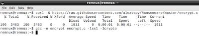 ransomware encrypt