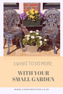5 Ways To Do More With Your Small Garden