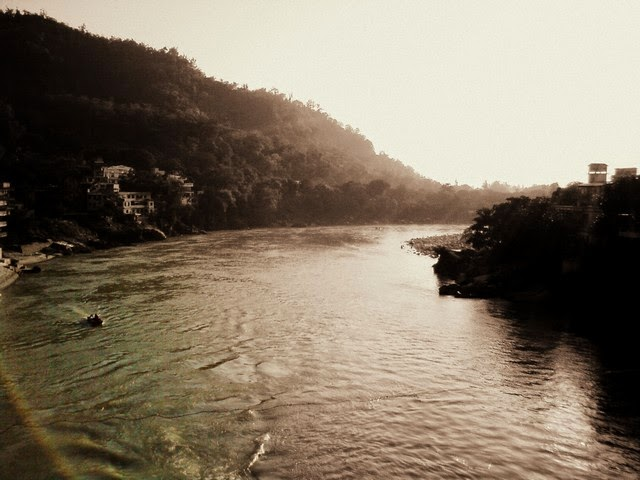 Rishikesh beckons, India