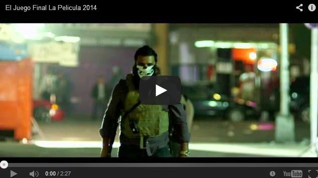 El Juego Final La Pelicula 2014 (Trailer)
