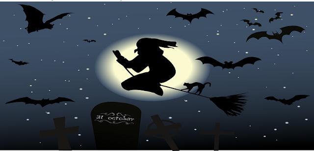 Dia das Bruxas leitura e interpretação
