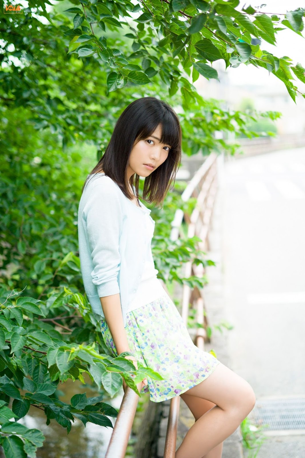 Image Japanese Model - Arisa Matsunaga - GRAVURE Channel Photo Jacket - TruePic.net - Picture-4