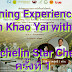 """Dining Experience in Khao Yai with Michelin Star Chef"" ครั้งที่ 1 สัมผัสสุดยอดประสบการณ์ครั้งแรกในไทย"