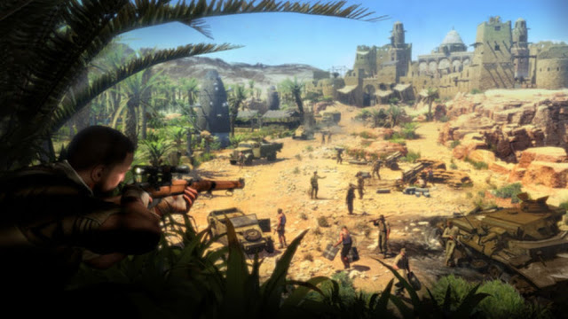 Sniper Elite 3 World War 2 North Africa