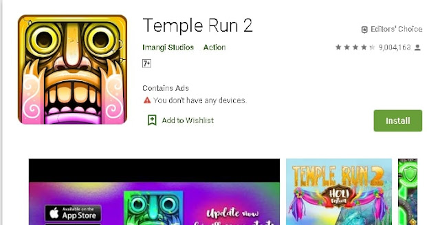 best running game for android
