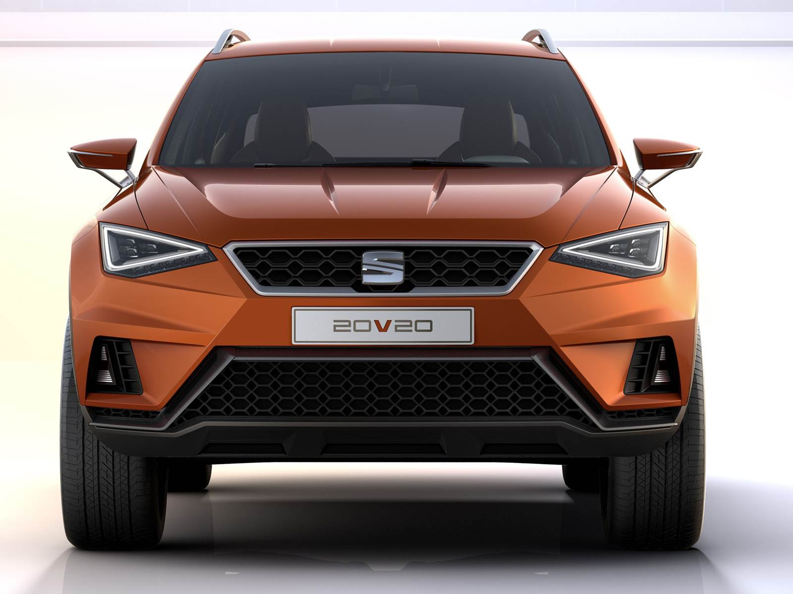SEAT 20V20: SUV derivado do Golf 7
