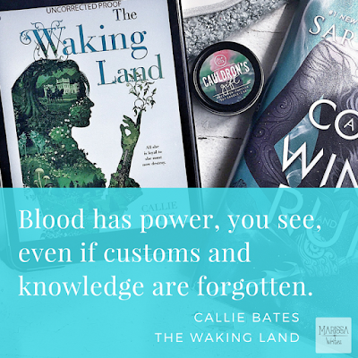 The Waking Land by Callie Bates  a book review on Reading List