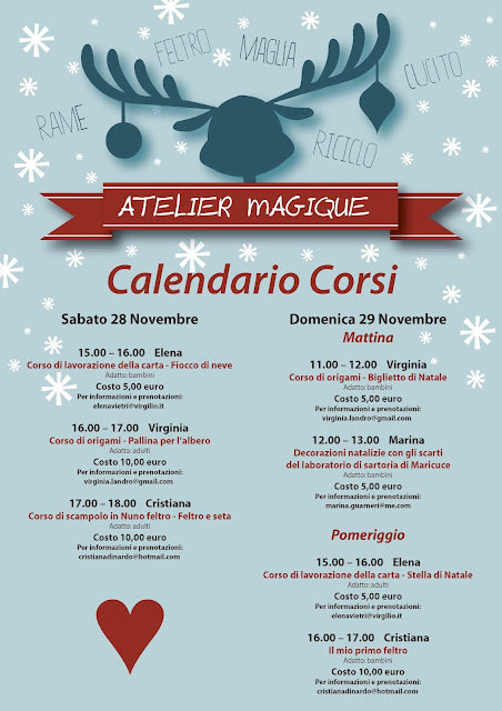 Workshop per adulti e bambini