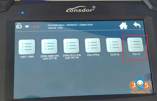lonsdor-k518-renault-clio-iv-akl-2