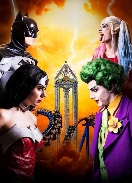 Mes de los Superheroes contra Villanos