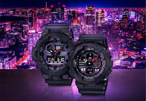 G-SHOCK Neo Tokyo Collection