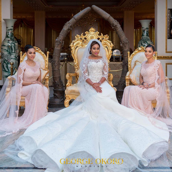 Ralph And Russo Wedding Dresses: Nigerian Urban, Gossip And