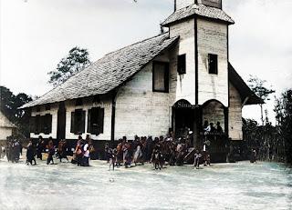 gereja sipahutar pertama