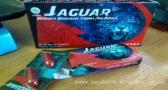 kapsul jaguar