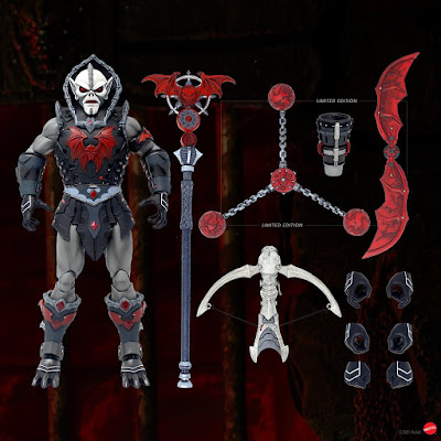 Masters of the Universe Hordak 1/6 Scale Figure by Mondo