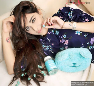 Angela Krislinzki Spicy Indian Actgress Singer Stunning Bikini Pics .xyz Exclusive 010