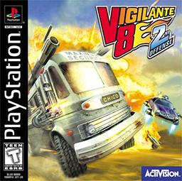 Vigilante 8 2nd Offense Gratis