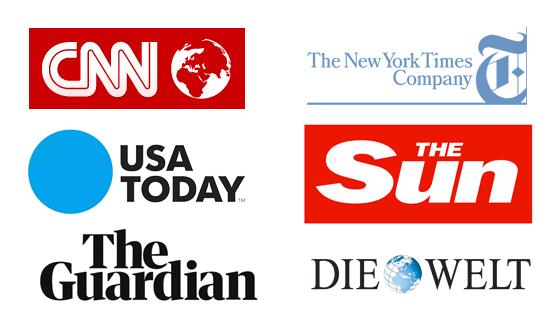 Каталог международни онлайн вестници